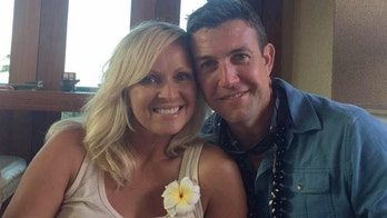 Facebook photo of Rep Duncan Hunter and his wife Margaret