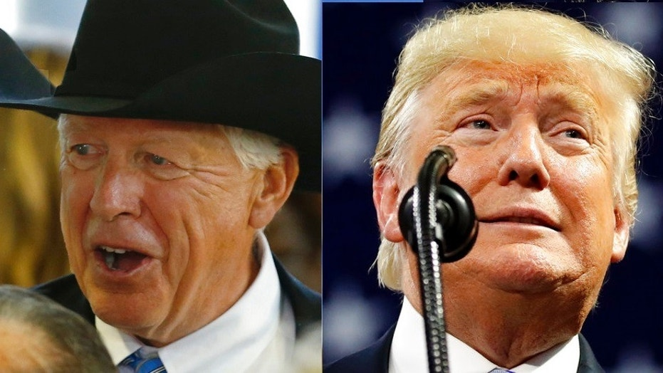 Foster Friess, who put more than $2 million of his own money into his campaign, lost Tuesday in his bid to be the GOP gubernatorial nominee in Wyoming.