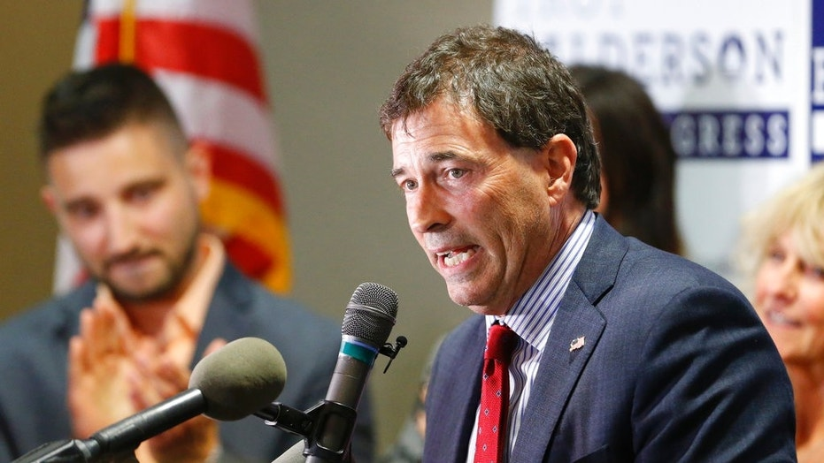 OH special election: Republican Troy Balderson wins tight race for House seat