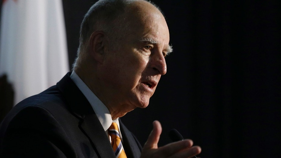 California governor signs landmark bill to eliminate cash bail
