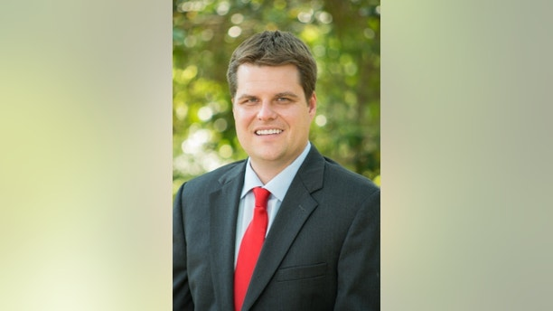 Matt Gaetz headshot