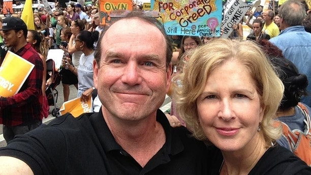 SCOTT AND CHRISTY WALLACE (COURTESY: SCOTT WALLACE CAMPAIGN)