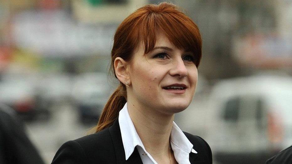 Accused Russian agent Maria Butina to remain jailed, judge says