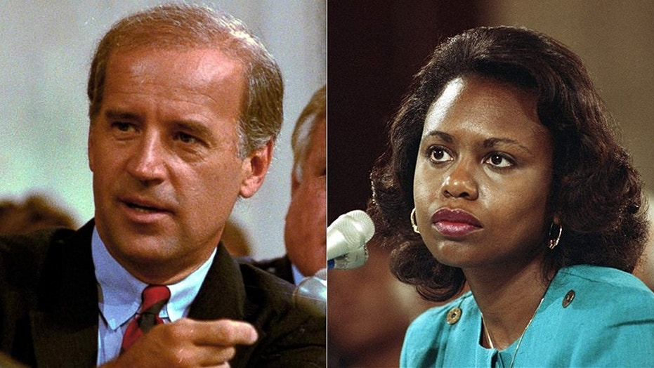 As he weighs 2020, Biden airs regrets of '91 Thomas hearings