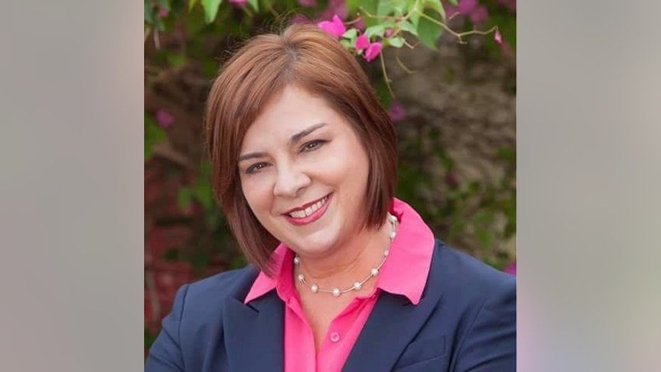 Florida Congressional candidate April Freeman, 54, died unexpectedly on Sunday night, her husband wrote on Facebook.