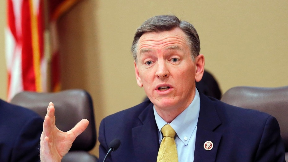 Six of Rep. Paul Gosar's siblings have urged voters to cast ballots against the Arizona Republican in the upcoming election. Gosar blamed their tactics on former President Barack Obama.
