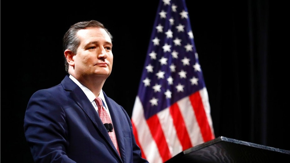 Activists shouting 'we believe survivors' chase Ted Cruz from restaurant