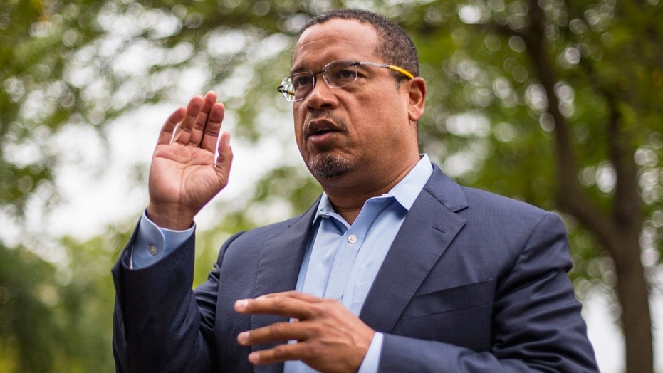 Re. Keith Ellison of Minnesota is dogged by allegations made by an ex-girlfriend.