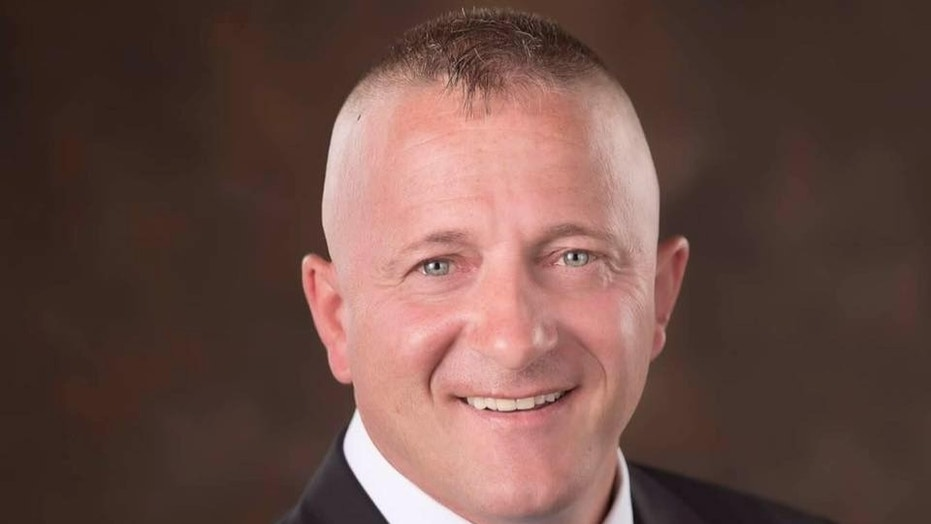"""Richard Ojeda, an army veteran and a state senator who's been branded as a """"JFK with tattoos and a bench press,"""" made an apparent physical threat to a state delegate, saying """"when I'm done with you, you will beg me to ease up."""""""
