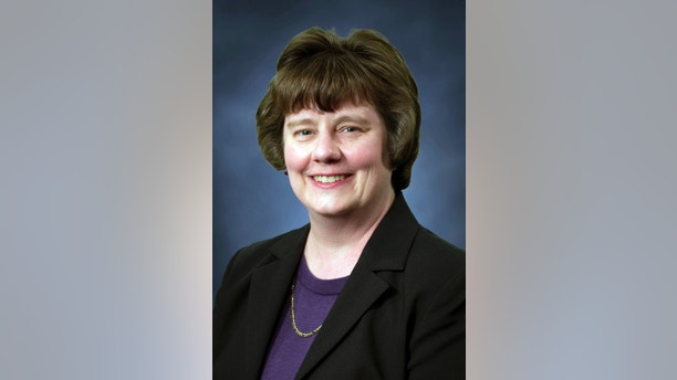 This undated photo provided by the Maricopa County, Ariz., Attorney's Office shows Rachel Mitchell. Mitchell is a Phoenix-area attorney who specializes in sex abuse cases, whom Senate Republicans are bringing in to handle questioning about allegations of sexual assault against Supreme Court nominee Brett Kavanaugh at a Senate Judiciary Committee hearing in Washington Thursday, Sept. 27, 2018. (Maricopa County Attorney's Office via AP)