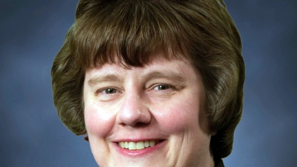 This undated photo provided by the Maricopa County, Ariz., Attorney's Office shows Rachel Mitchell. Mitchell is a Phoenix-area attorney who specializes in sex abuse cases, whom Senate Republicans are bringing in to handle questioning about allegations of sexual assault against Supreme Court nominee Brett Kavanaugh at a Senate Judiciary Committee hearing in Washington Thursday, Sept. 27, 2018.