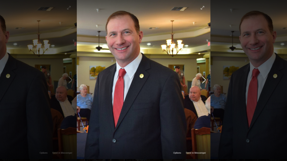 Texas state Sen. Charles Schwertner is accused of sending sexually explicit text messages and photos to a University of Texas graduate student.
