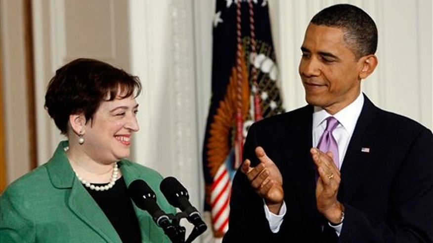 elena kagan thesis Elena kagan gave an expansive view in a 1983 thesis of the potential and the limits of the supreme court's ability to make change in society.