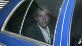 In this Nov. 18, 2003 file photo, John Hinckley Jr. arrives at U.S. District Court in Washington.
