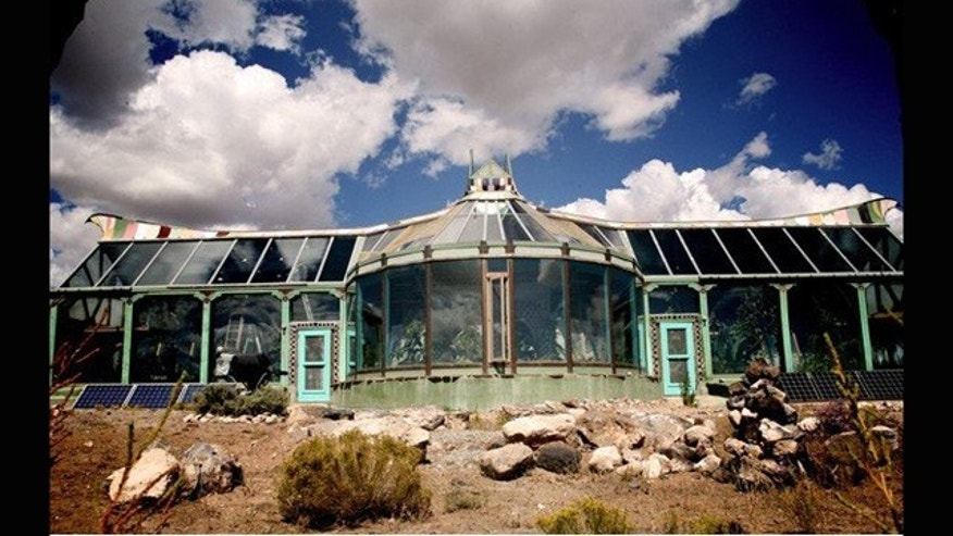 AOL Real Estate/Earthship Biotecture