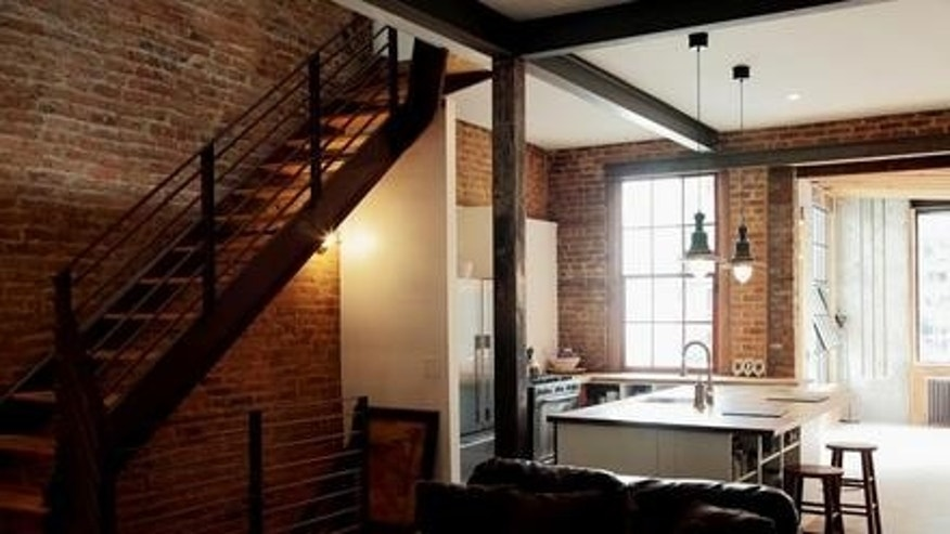 """Searching for a place with some good cooking vibes? Look no further than this Brooklyn townhouse, which was deemed perfect for filming a new cooking show, """"America's Best Home Cook,"""" hosted by chef Bobby Flay."""
