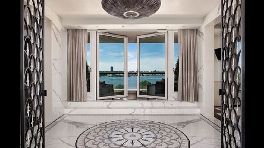 This 14,500-square-foot unit in The Heritage at Trump Place is one of New York City's priciest and most luxurious homes.