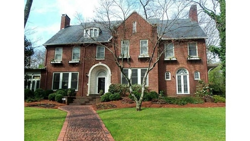 'Driving Miss Daisy' home hits the market