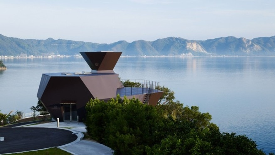 This publicity photo provided courtesy of Toyo Ito and Associates, Architects, shows Japanese architect Toyo Ito's Toyo Ito Museum of Architecture, 2006-2011, in Imabari-shi, Ehime, Japan. Ito has won the 2013 Pritzker Architecture Prize, the prize's jury announced Sunday, March 17, 2013.