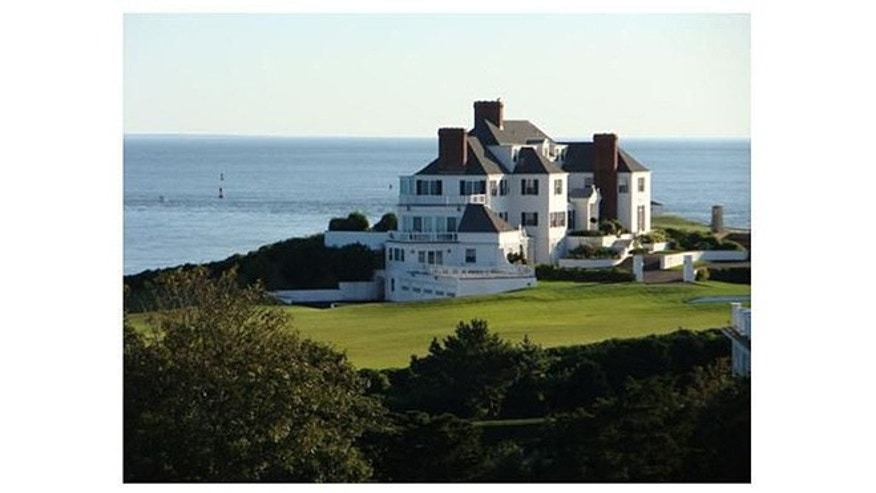 Taylor Swift's reported new Rhode Island mansion.