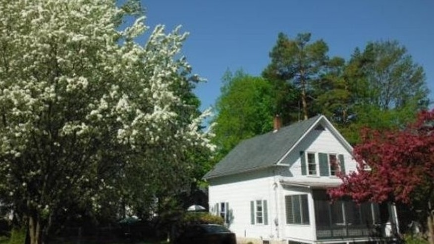 Tthree-bedroom house for $145,000 in Concord, NH