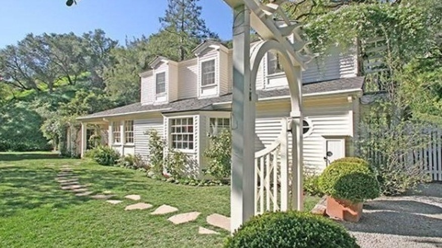 Taylor Swift's Beverly Hills home
