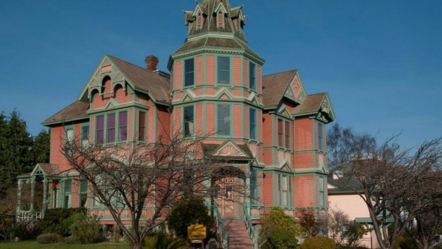 The Ann Starrett Mansion