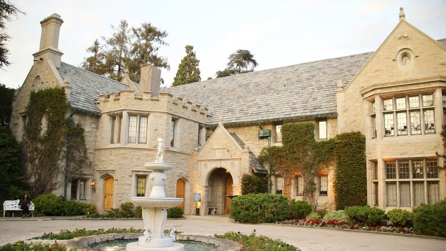 The Playboy mansion used to be party central ... but now?