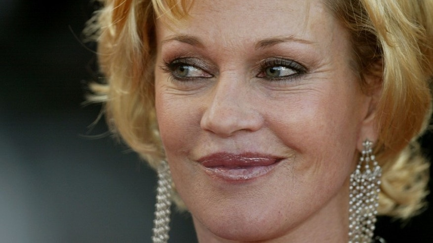 Melanie Griffith appears in ads to sell her Aspen home.