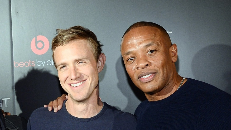 Ian Rogers and Dr. Dre