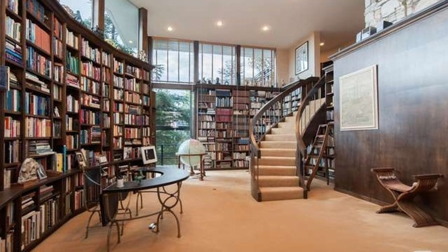 The perfect space for reading.