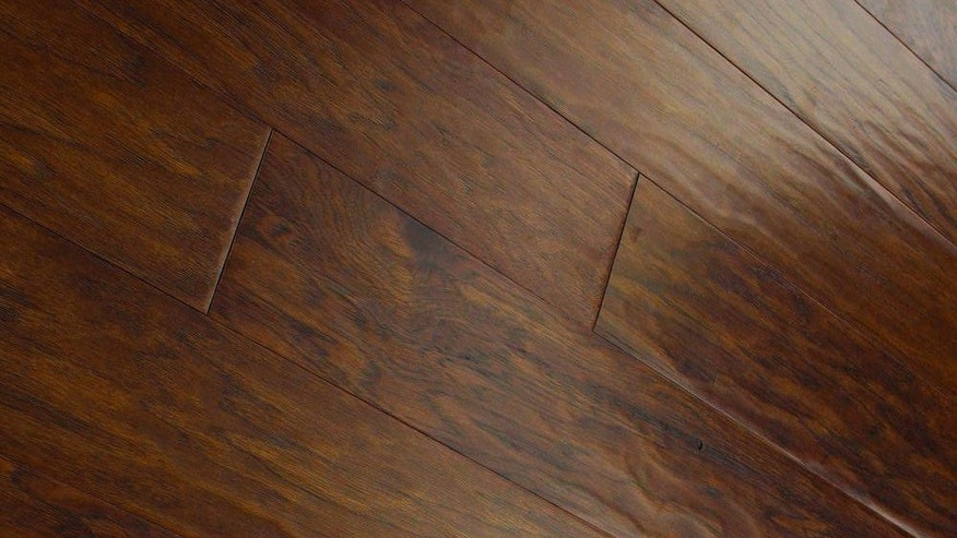 Engineered wood flooring. Can you tell the difference from real wood flooring?