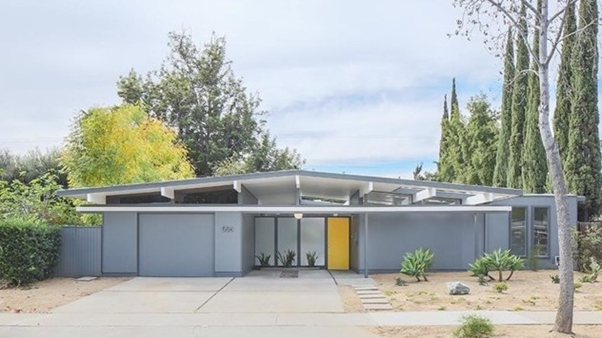 Eichler in Orange, CA