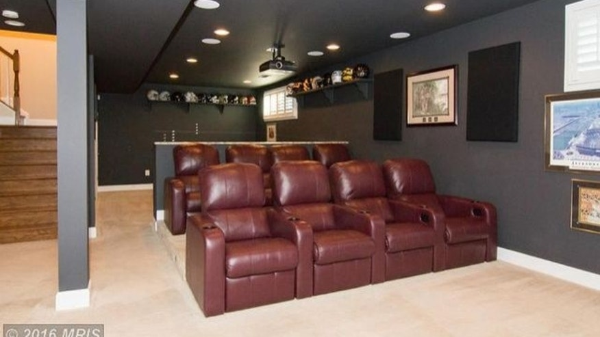 EDsall home theater