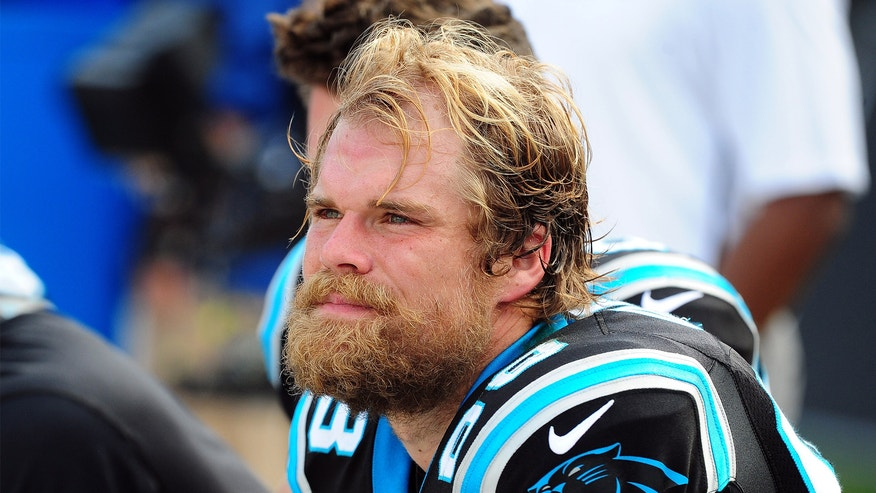 Greg Olsen of the Carolina Panthers