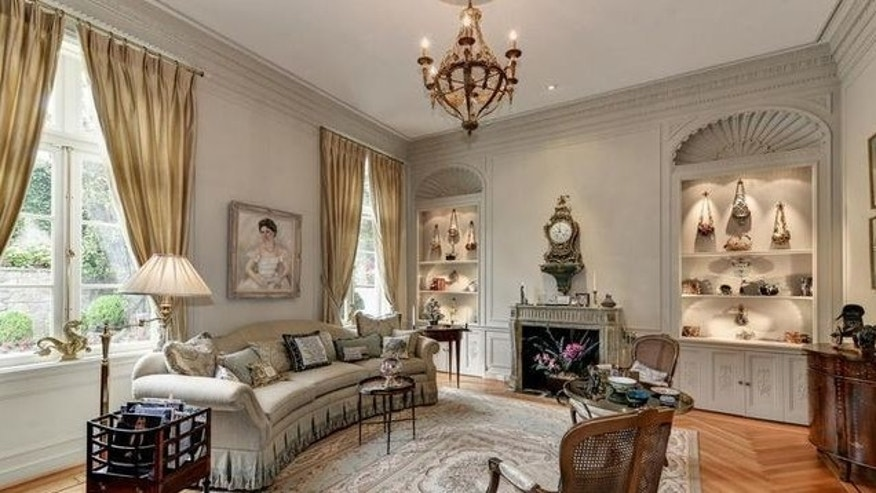 The Obamas might enjoy this residence at 2850 Woodland Dr. in Washington, D.C.