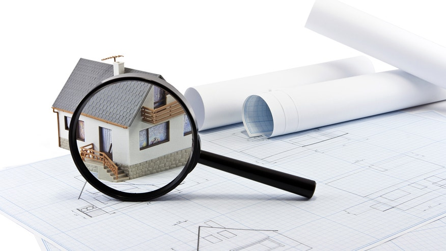 home-magnifying-glass-blueprints