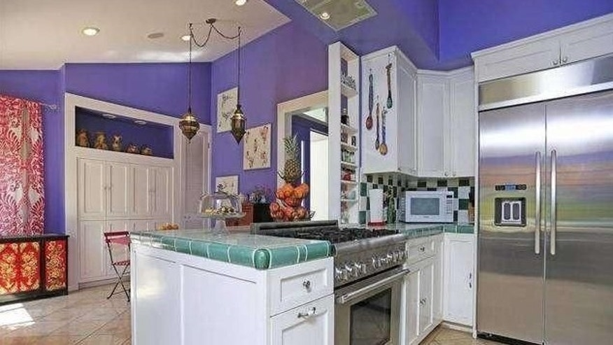 Kitchen with Mosaic Tile