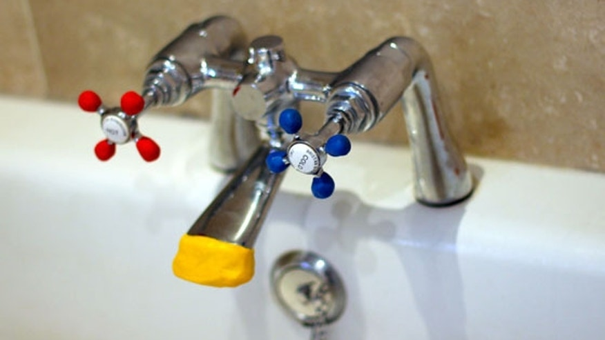 Instant faucet grips and bumpers!