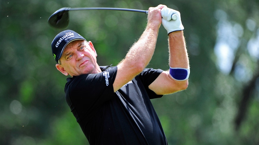 Golfer Nick Price
