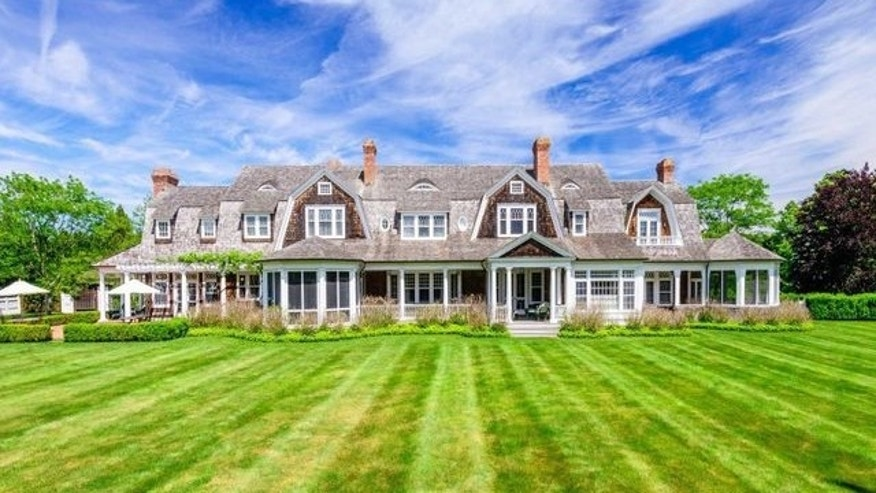 Jeffrey Immelt's New Canaan home.