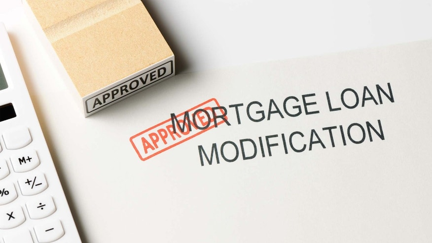 loan modification form