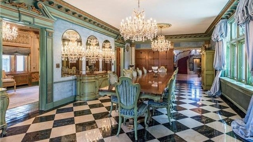 Marble Dining Room