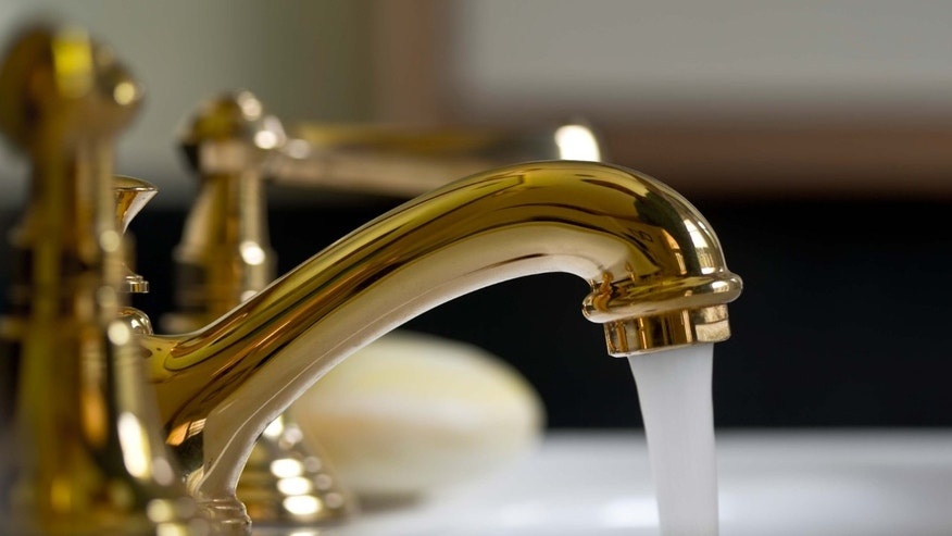 Cleaning your once-hip fixtures can be a real pain in the brass.