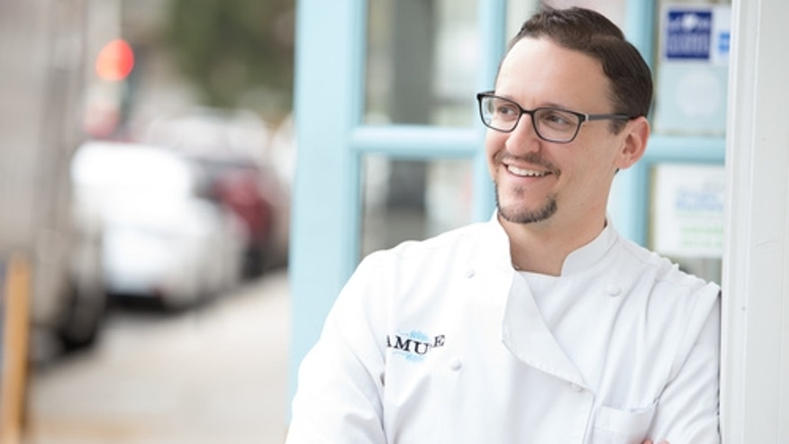 Take your cooking and your kitchen to the next level with a high-quality knife and sharpener, says chef C.J. Reycraft, owner of Amuse.