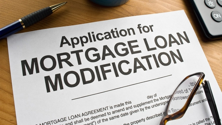 what is a loan modification