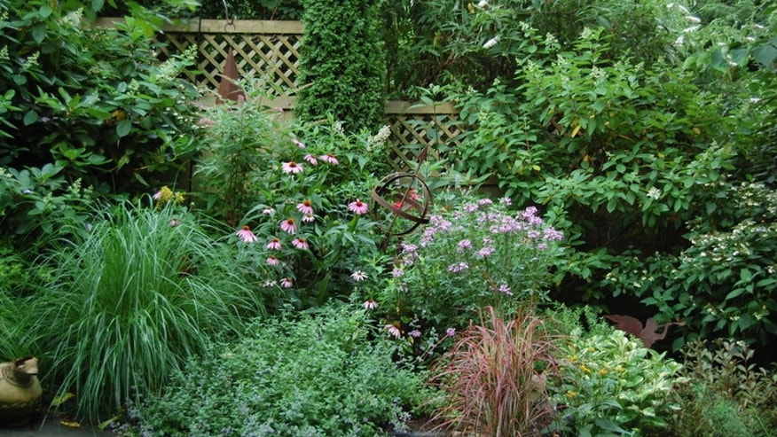 Mary-Liz Campbell Landscape Design, original photo on Houzz