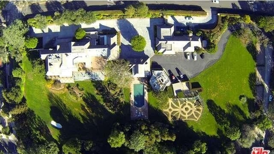 Ginormous Bob Hope estate