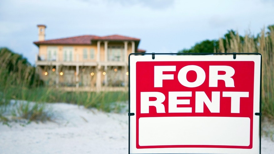 What is cap rate? Beach house for rent