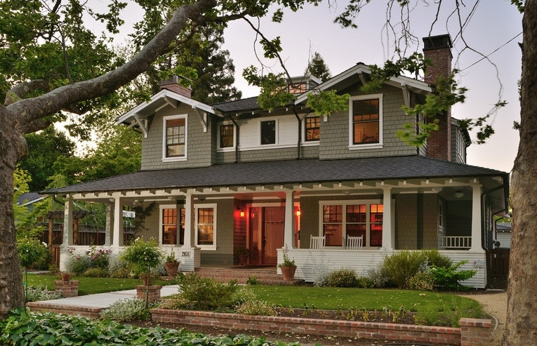 How to Increase Curb Appeal for a Craftsman-Style Home